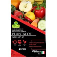 PLANTAFOL для саду, городу, ландшафту. Зав'язь і плодоношення (25 гр)
